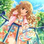 諸星きらりSSR<グレイトプレゼント きらりん☆キャンディ>の画像と特技 アイマス!デレステ